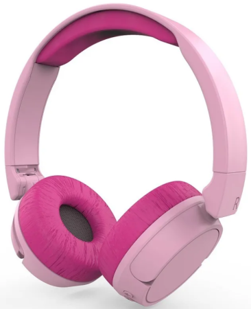 Наушники HIPER Беспроводные наушники HIPER LUCKY ZTX Розовый