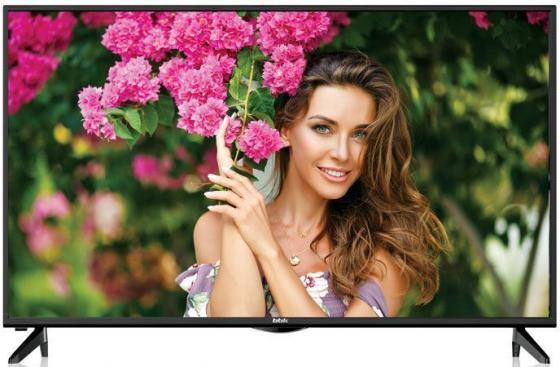 Фото - Телевизор LED 43 BBK 43LEX-7173/FTS2C черный 1920x1080 50 Гц Wi-Fi Smart TV 3 х HDMI 2 х USB RJ-45 CI+ телевизор 49 lg 49lv761h черный 1920x1080 50 гц smart tv wi fi hdmi usb rj 45 bluetooth widi