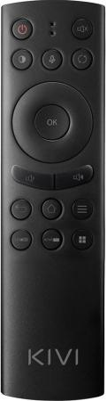Фото - Телевизор LED 43 Kivi 43U600KD черный 3840x2160 50 Гц Wi-Fi Smart TV 3 х HDMI 2 х USB RJ-45 Bluetooth CI+ телевизор led 77 lg oled77gxrla черный 3840x2160 50 гц wi fi smart tv 4 х hdmi rj 45 ci