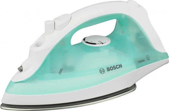 Утюг Bosch TDA 2315 1800 Вт подача пара 20 г/мин пар.удар 40 г/мин зеленый все цены