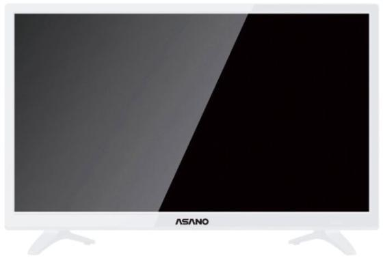 Фото - Телевизор 28 Asano 28LH7011T белый 1366x768 60 Гц Wi-Fi Smart TV VGA 3 х HDMI 2 х USB RJ-45 CI телевизор 32 jvc lt 32m350 черный 1366x768 60 гц 2 х hdmi vga usb