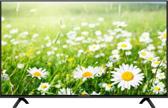 Фото - Телевизор 32 Thomson T32RTM6020 черный 1366x768 60 Гц Wi-Fi Smart TV 2 х USB RJ-45 3 х HDMI CI+ Bluetooth телевизор 32 jvc lt 32m350 черный 1366x768 60 гц 2 х hdmi vga usb