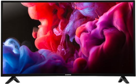 Фото - Телевизор LED 32 StarWind SW-LED32BB200 черный 1366x768 60 Гц 3 х HDMI USB CI+ VGA телевизор 32 jvc lt 32m350 черный 1366x768 60 гц 2 х hdmi vga usb