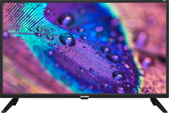 Фото - Телевизор LED Telefunken 31.5 TF-LED32S77T2S черный HD READY 50Hz DVB-T DVB-T2 DVB-C USB WiFi Smart TV (RUS) led телевизор витязь 32lh1204 hd ready