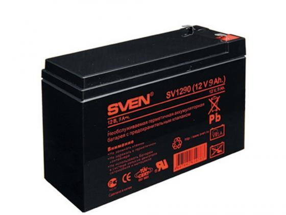 все цены на Батарея для ИБП Sven SV1290 12V/9А