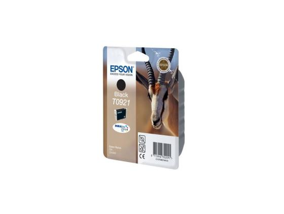 Картридж Epson C13T10814A10 T09214A для Stylus C91 CX430 черный