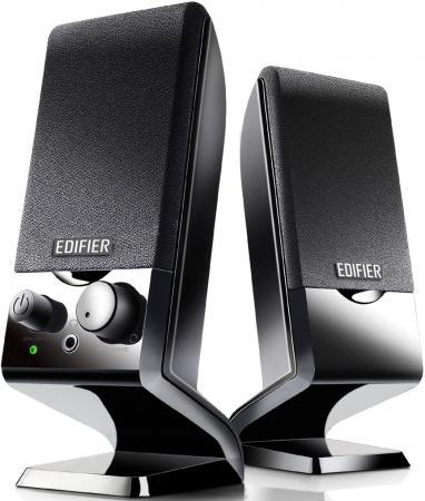 цены Колонки Edifier M1250 2x2w RMS USB черный