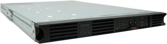 ИБП APC SMART 750VA SUA750RMI1U ибп apc sua750rmi1u smart ups 1u 750va 480w lcd