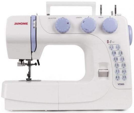 цена на Швейная машина Janome VS56S белый
