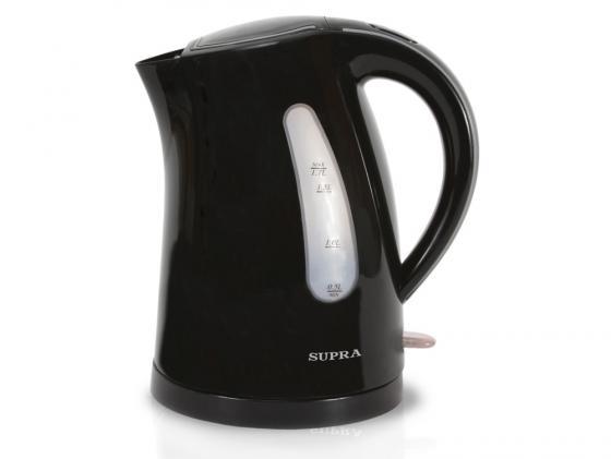 Чайник Supra KES-1721 2200Вт 1.7л пластик черный