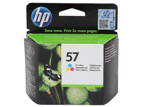 все цены на Картридж HP C6657AE №57 для PSC11xx-13xx 21xx 2210 2510 DJ450 51xx 56xx 96xx цветной онлайн