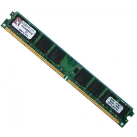Оперативная память 2Gb PC2-6400 800MHz DDR2 DIMM Kingston KVR800D2N6/2G 450260 b21 445167 051 2gb ddr2 800 ecc server memory one year warranty