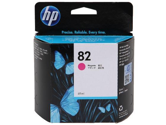 Картридж HP C4912A №82 пурпурный DJ500 800C цена