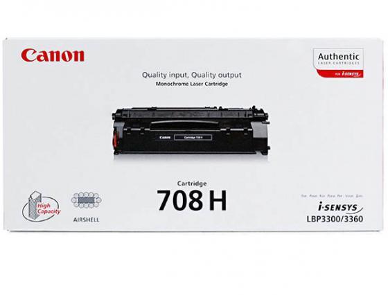 Картридж Canon C-708H для LBP3300 LBP3600 6000стр
