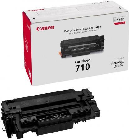 Фото - Картридж Canon 710 для LBP3460 черный 6000стр картридж canon 711 для canon lbp5300 черный 6000стр
