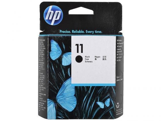 Печатающая головка HP C4810A № 11 черная для СР 1700/2600/1100 officejet 9110/20/30