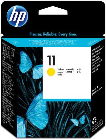 Купить со скидкой Печатающая головка HP C4813A № 11 желтая для СР 1700/2600/1100 серии officejet 9110/20/30