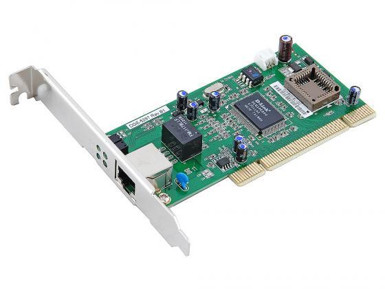 Сетевой адаптер D-LINK DGE-528T 10/100/1000Mbps OEM сетевая карта для сервера d link dge 560t 10 b1c dge 560t 10 b1c