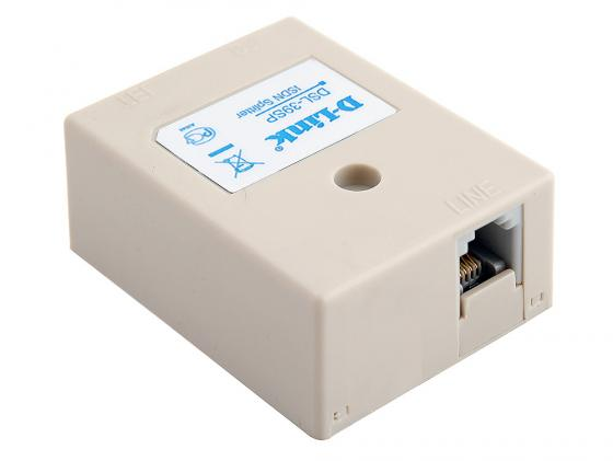 цена Сплиттер D-Link DSL-39SP ADSL (AnnexB) в интернет-магазинах