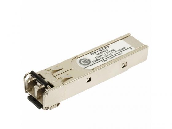 Netgear AGM731F 1000Base-SX Fibre SFP GBIC модуль for NETGEAR GSM7312, GSM7324, GSM7224, GS724T, GS748T,  FSM7326P высоковольтный тиристорный модуль втм 1000