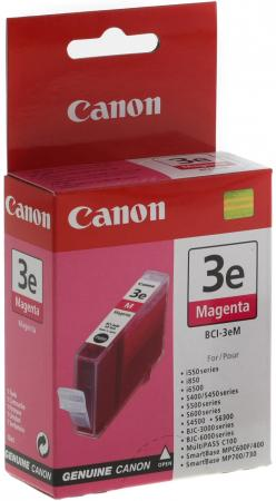 Картридж Canon BCI-3eM для Canon BC-31 BC-33 S600 пурпурный canon bci 16 color twin pack