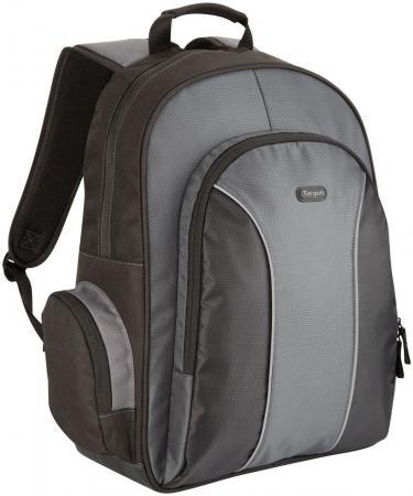 """Рюкзак для ноутбука 15.4"""" Targus CityGear TSB023EU нейлон черно-серый сумка для ноутбука 17 3 targus citygear tcg270eu черный"""