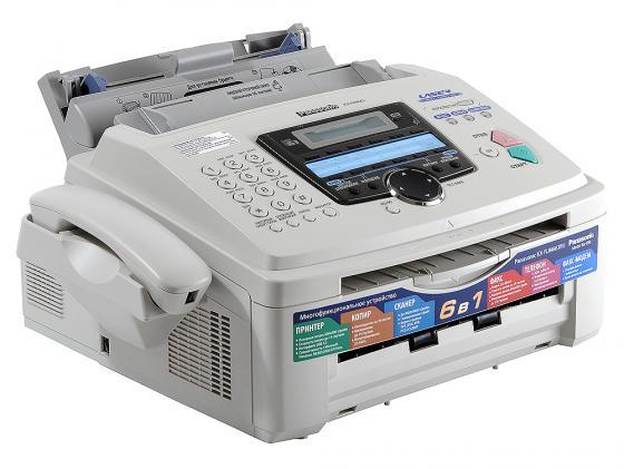 МФУ Panasonic KX-FLM663RU A4 14ppm 600x600dpi факс USB