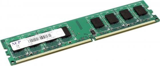 Оперативная память 2Gb PC2-6400 800MHz DDR2 DIMM NCP samsung desktop memory 4gb 2x2gb 800mhz pc2 6400u ddr2 pc ram 800 6400 4g 240 pin free shipping