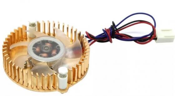 Cooler Gembird for VGA 3pin&4pin (подш, медн. радиатор) VC-RE mikado tachibana 2009 fd 9 подш