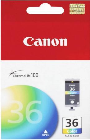 Картридж Original Canon CLI-36 для Canon Pixma IP-100, Color free shipping 20pcs lot 30f122 30g122 lcd new original
