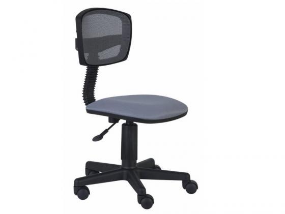 Кресло Buro CH-299/G/15-48 спинка сетка серый сиденье серый 15-48 стул бюрократ вики dg 15 13 спинка сетка темно серый сиденье темно серый 15 13