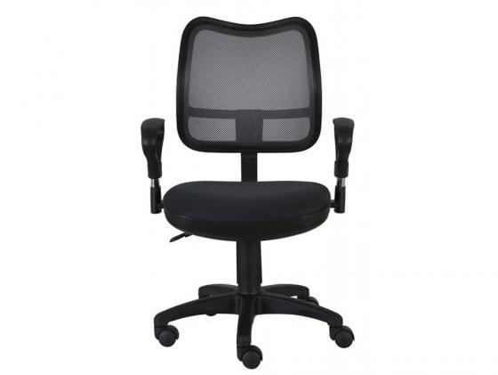 Кресло Buro CH-799AXSN/TW-11 спинка сетка черный сиденье черный TW-11 кресло бюрократ ch 799axsn black спинка сетка черный сиденье черный 26 28