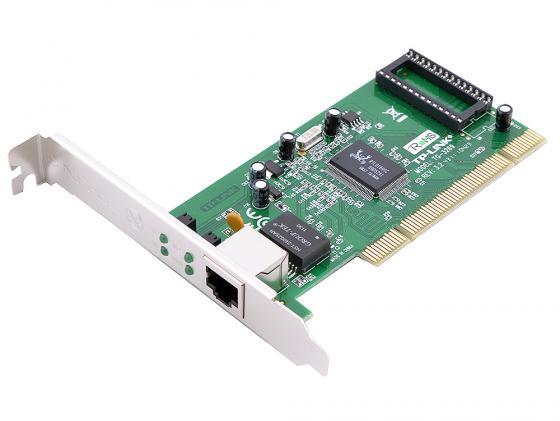 все цены на  Сетевой адаптер TP-LINK TG-3269 32bit Gigabit PCI Network Interface Card  онлайн
