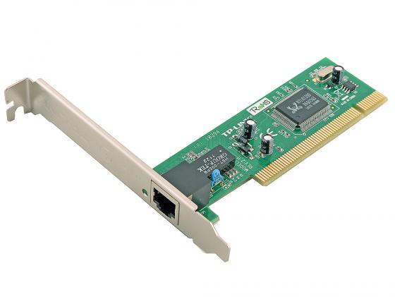 Сетевой адаптер TP-LINK TF-3239DL PCI 10/100Mbps сетевой адаптер tp link ue300
