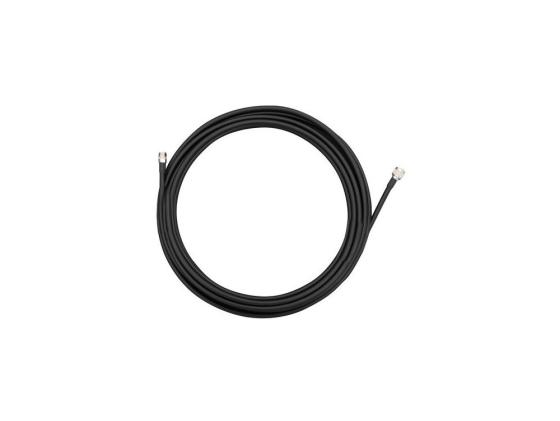 Кабель TP-LINK TL-ANT24EC12N, 12м, 2.4GHz, N-type Male to Female connector 10 pieces rf pigtail fakra z female to sma male plug connector cable antenna extension cord 6 5 feet