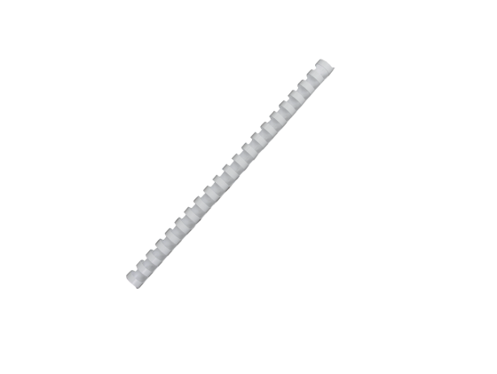 Пружина пластиковая Fellowes FS-53502 51 мм белый 50 шт fellowes powershred 99ci black шредер