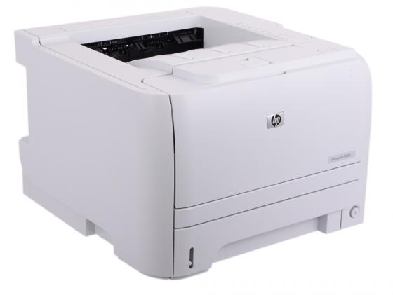 Принтер HP LaserJet P2035 CE461A ч/б A4 30ppm 600x600dpi LPT USB viewcon usb lpt адаптер viewcon ve143