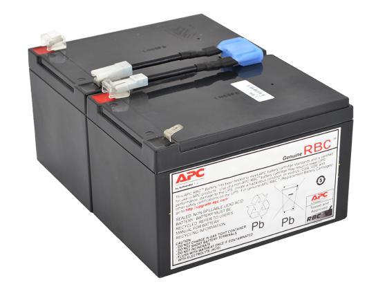Батарея для ИБП APC RBC6 12В/12А батарея для ибп apc rbc24 12в 9ач для su1400rm2u