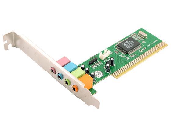 Звуковая карта PCI C-media 8738 4channel CMI8738-SX4C OEM