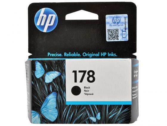 Картридж HP CB316HE №178 для Photosmart C5383 C6383 D5463 ProB8553 черный 250стр