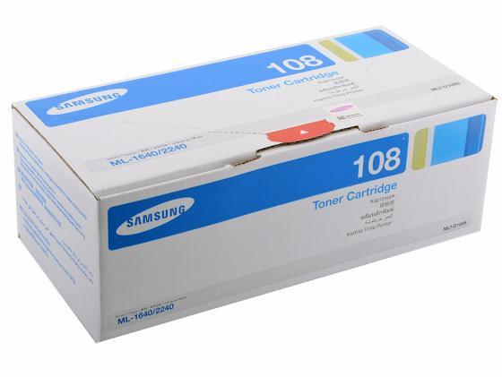 Картридж Samsung MLT-D108S для ML-1640 1641 ML-2240 2241 картридж samsung mlt d305l для ml 3750nd