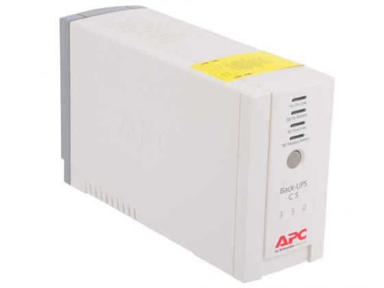 ИБП APC BACK 350VA BK350EI apc bk350ei back ups 350 ибп