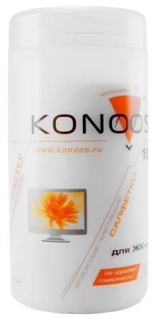 Влажные салфетки Konoos KBF-100 100 шт
