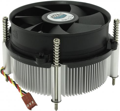 Кулер для процессора Cooler Master DP6-9HDSA-0L-GP Socket 1156/1155 кулер cooler master dp6 9hdsa 0l gp