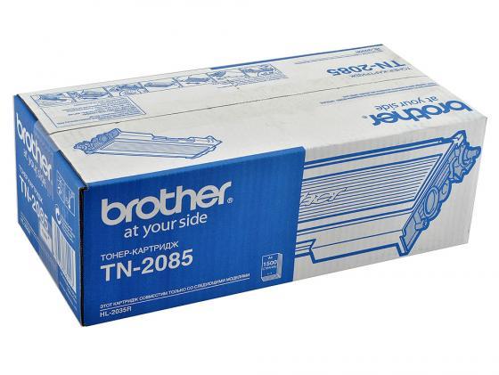 Фото - Картридж Brother TN-2085 для HL-2035 2037 2035R 1500стр картридж nv print tn 2085 для brother hl 2035 1500k