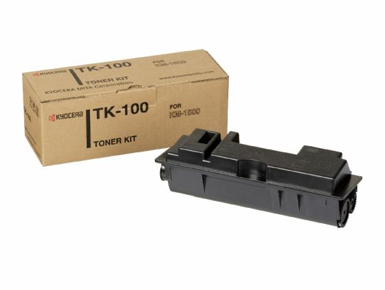Картридж Kyocera TK-100 для KM 1500 черный 6000стр