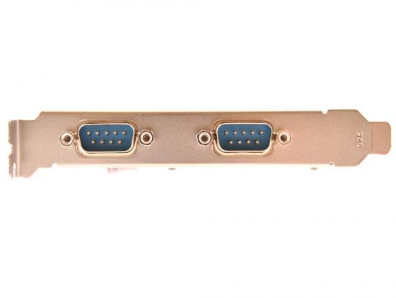 Контроллер PCI Orient XWT-PS050 2xCOM OEM контроллер pci orient xwt ps054 4xcom oem