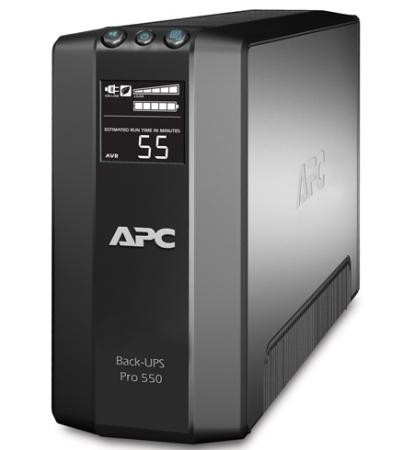 цена на ИБП APC APC Power-Saving Back-UPS Pro 550 BR550GI 550VA
