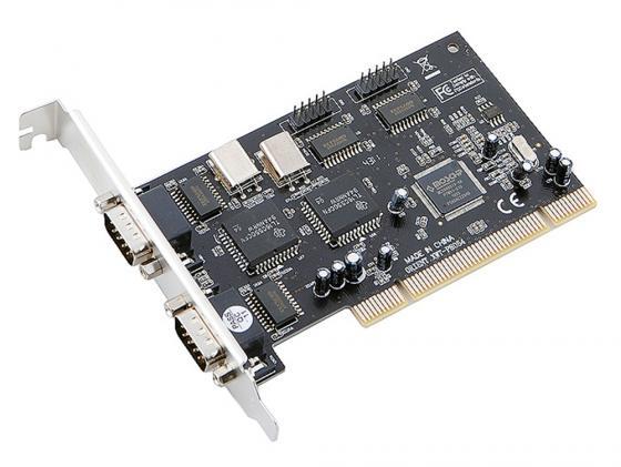 все цены на Контроллер PCI Orient XWT-PS054 4xCOM OEM