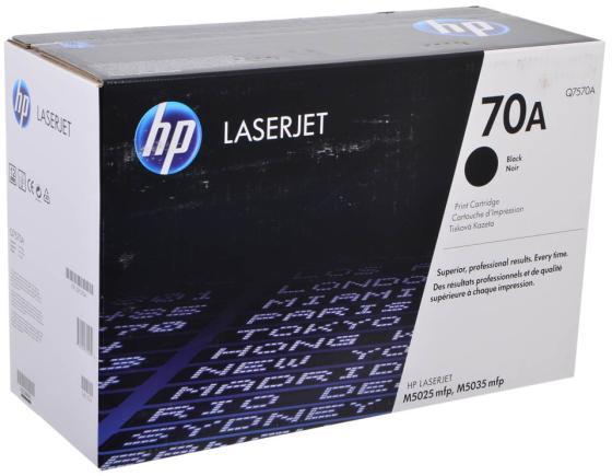 Картридж HP Q7570A для LaserJet M5035 цена